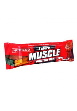 Nutrend Muscle Protein Bar 24X55gr.