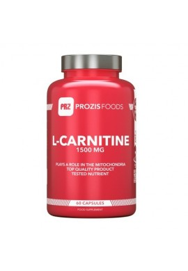 Prozis Foods L-Carnitine 1500mg 60 caps