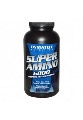 Dymatize Super Amino 6000 500 tabs