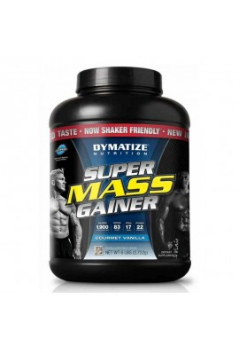 Dymatize Super Mass Gainer 6 lb