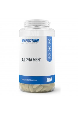 MYPROTEIN Alpha Men Super Multi Vitamin - 120 tabs