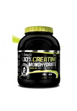Biotech 100% Creatine Monohidrate 500 gr