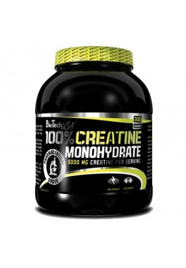 Biotech 100% Creatine Monohidrate 300 gr