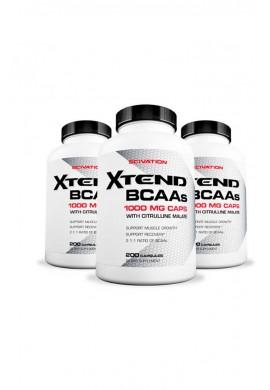 SCIVATION XTEND BCAA 200 CAPS