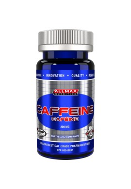 ALLmax Caffeine 200 mg 100 tabs