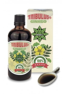 Cvetita Tribulus+Ginkgo