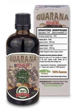 Cvetita Guarana Max