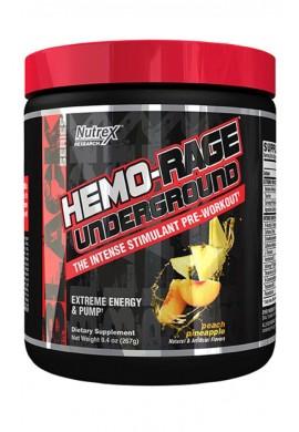 NUTREX Hemo-Rage Underground 30servs
