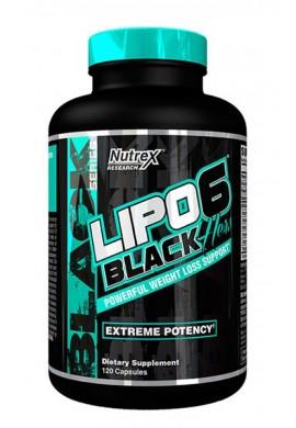 Nutrex Lipo 6 Black Hers 120caps.