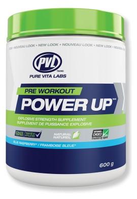 PVL Power Up 600g
