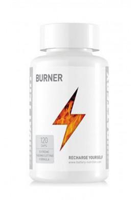 Battery Nutrition Burner 120caps