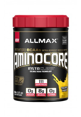 ALLmax AminoCore BCAA 1166gr.