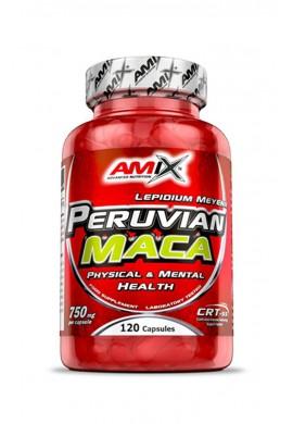 AMIX Peruvian Maca 750mg 120 Caps