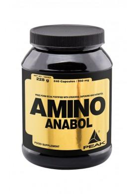 PEAK Amino Anabol 240 caps