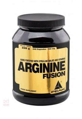 PEAK Arginin Fusion 240 caps