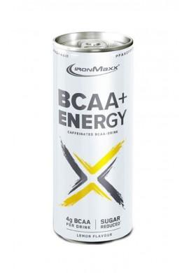 IronMax BCAA ENERGY CAN - 24бр. стек