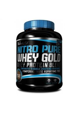 Biotech Nitro Pure Whey Gold 2270 gr