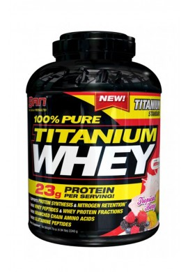 SAN - Pure Titanium Whey 2lb