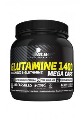 OLIMP Glutamine MEGA CAPS 1400 300 caps