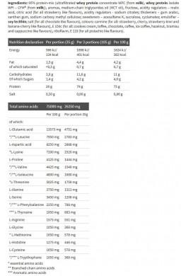 OLIMP Whey Protein Complex 100 % bag 700gr.