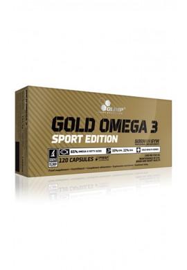 OLIMP Omega 3 Gold SPORT EDITION 120caps.
