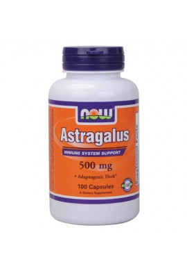 NOW Astragalus 500mg. 100caps.