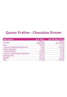 GYMQUEEN Protein Pralinen (бонбони) 80gr.