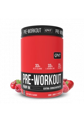 Pump Rx Pre-workout
