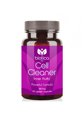 BIOTICA Cell Cleaner 440mg / 60Caps.