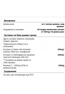 BIOTICA Fat Burner 300mg / 60 Caps