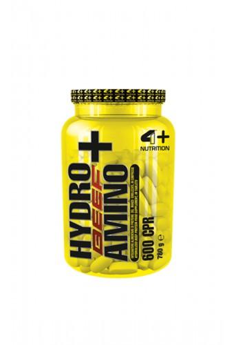 4+ Nutrition HYDRO BEEF AMINO+ 600 tabs