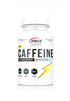 GENIUS CAFFEINE 90tabs/90 serv