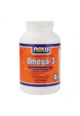 NOW Omega 3 1000mg. 500softgels